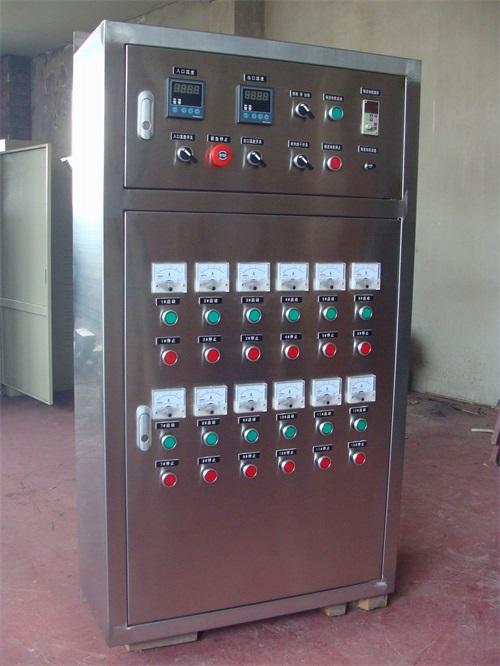三相电路控制箱