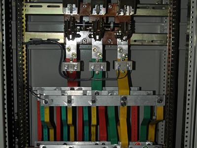 ba系统的ddc配电柜接线图